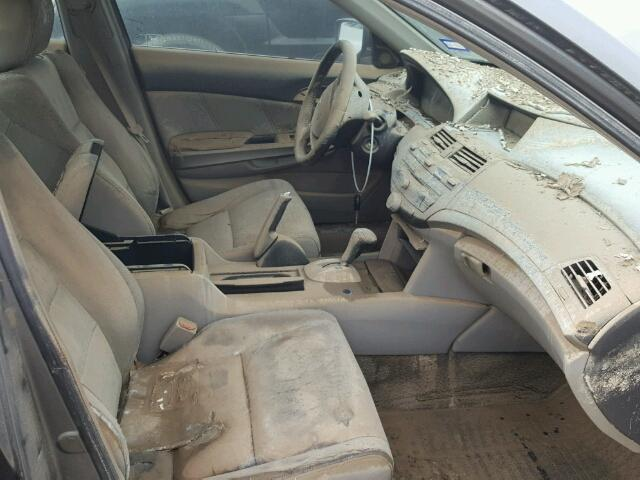 1HGCP368X8A031416 - 2008 HONDA ACCORD EXL GRAY photo 5