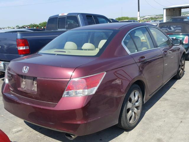 1hgcp2f70aa165956 2010 honda accord ex burgundy price for Burgundy honda accord