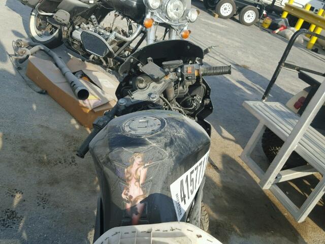 LXDPCNPC7C1500240 - 2012 DONG MOTORCYCLE BLACK photo 5