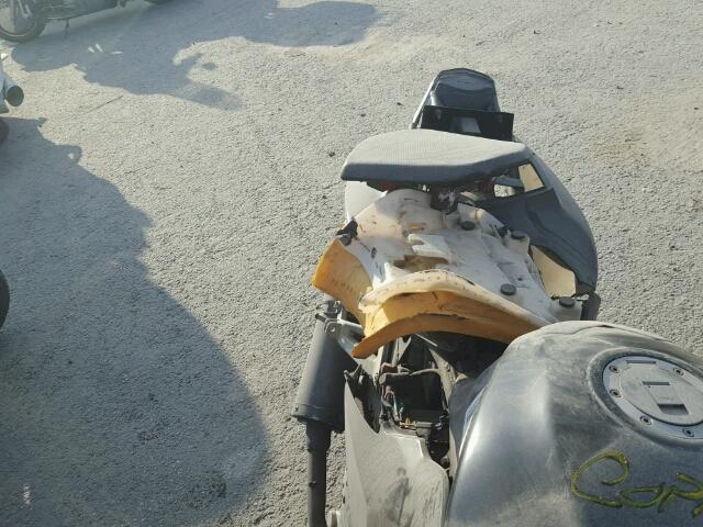 LXDPCNPC7C1500240 - 2012 DONG MOTORCYCLE BLACK photo 6