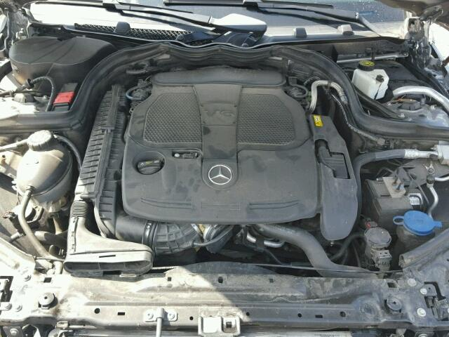 WDDGF8AB1ER311781 - 2014 MERCEDES-BENZ C 300 4MAT SILVER photo 7
