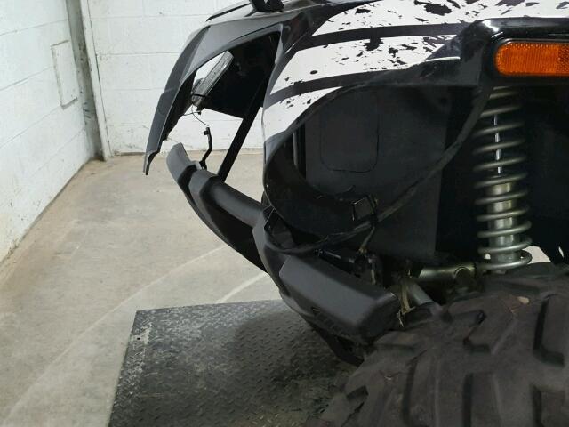 RFB12ATV7CK6G0409 - 2012 KYMCO USA INC KYMCO ATV BLACK photo 12