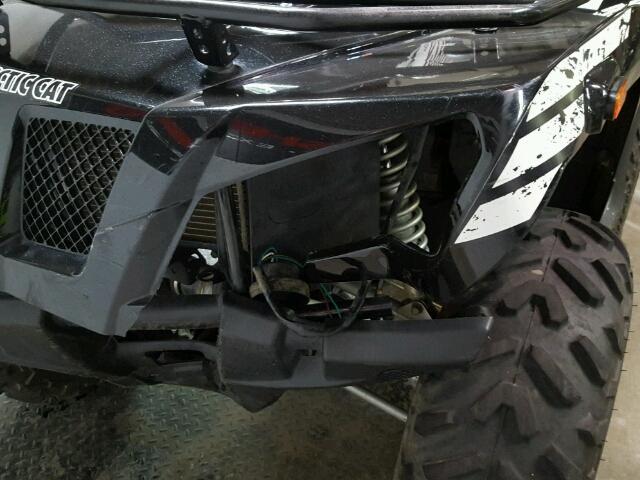 RFB12ATV7CK6G0409 - 2012 KYMCO USA INC KYMCO ATV BLACK photo 13