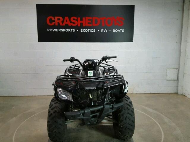 RFB12ATV7CK6G0409 - 2012 KYMCO USA INC KYMCO ATV BLACK photo 2