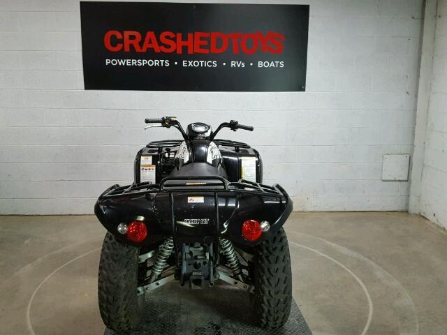 RFB12ATV7CK6G0409 - 2012 KYMCO USA INC KYMCO ATV BLACK photo 4