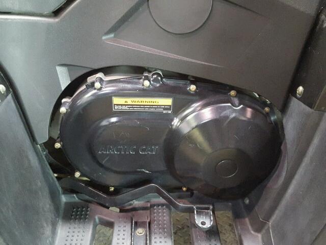 RFB12ATV7CK6G0409 - 2012 KYMCO USA INC KYMCO ATV BLACK photo 5