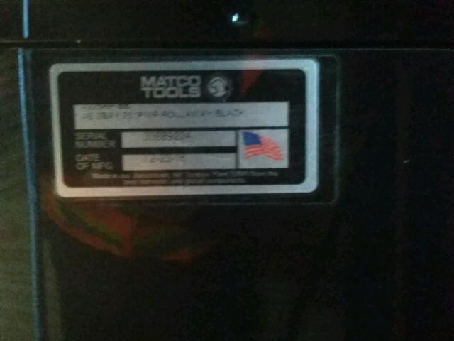 4225RPBT00LB0X - 1999 CRFT TOOLBOX BLACK photo 10