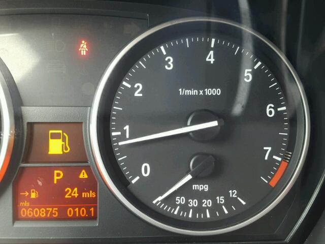 WBAVM1C5XEVW55801 - 2014 BMW X1 SILVER photo 8