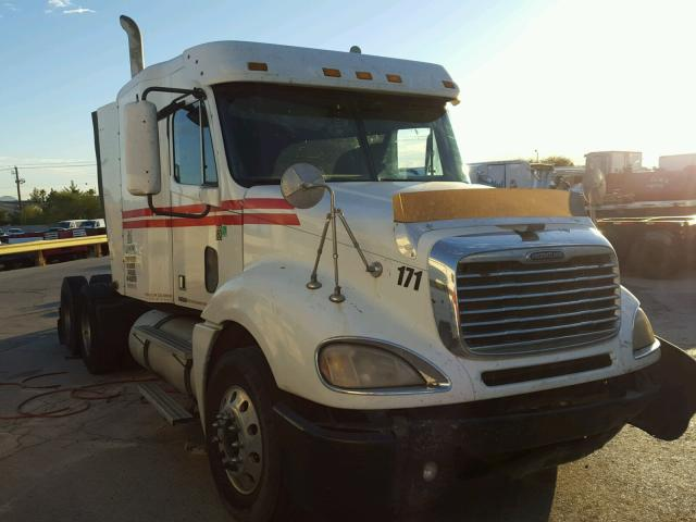 1FUJA6CK89LAD2795 - 2009 FREIGHTLINER CONVENTION WHITE photo 1