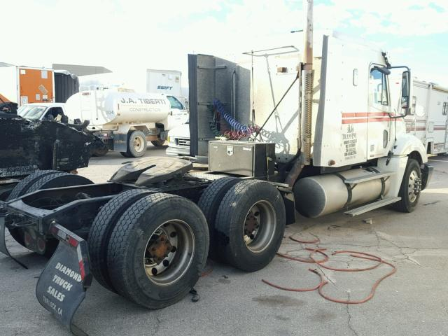 1FUJA6CK89LAD2795 - 2009 FREIGHTLINER CONVENTION WHITE photo 4