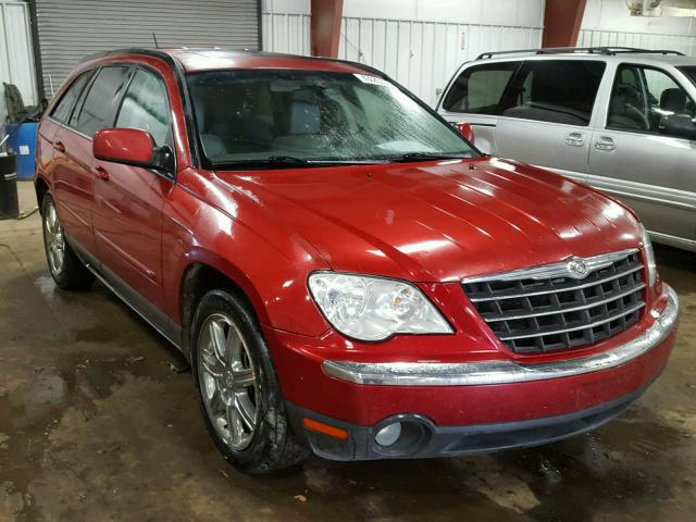 2A8GF68XX7R127879 - 2007 CHRYSLER PACIFICA T RED photo 1