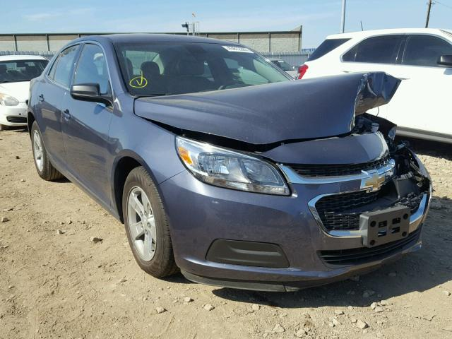 1G11B5SL1FF334457 - 2015 CHEVROLET MALIBU LS BLUE photo 1