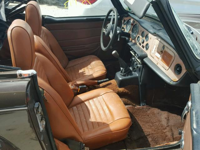 0000000000CF8870U - 1973 TRIUMPH CAR TR6 BROWN photo 1