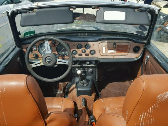 0000000000CF8870U - 1973 TRIUMPH CAR TR6 BROWN photo 3
