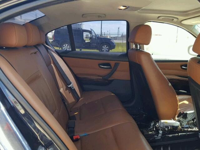 WBAPK5C57AA646612 - 2010 BMW 328 XI SUL BLUE photo 6