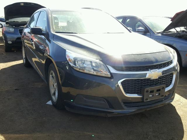 1G11A5SL2FF282629 - 2015 CHEVROLET MALIBU LS BLACK photo 1