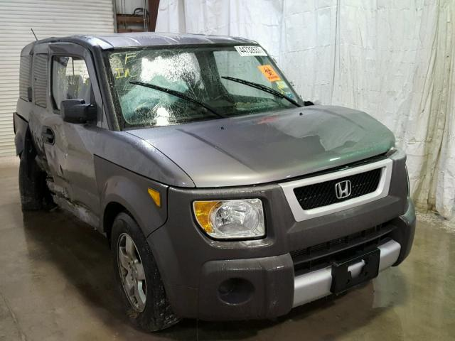 5J6YH28695L008260 - 2005 HONDA ELEMENT EX GRAY photo 1