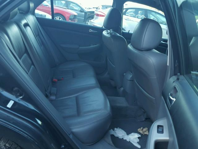 1HGCM56895A039863 - 2005 HONDA ACCORD EX GRAY photo 6