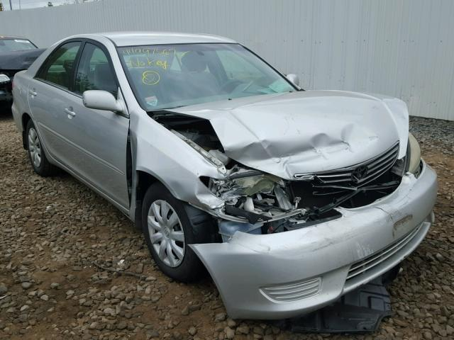 4T1BE32K35U541775 - 2005 TOYOTA CAMRY LE SILVER photo 1