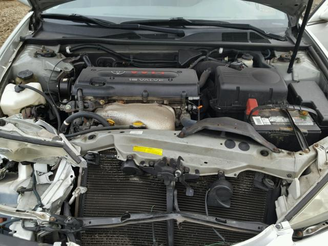 4T1BE32K35U541775 - 2005 TOYOTA CAMRY LE SILVER photo 6