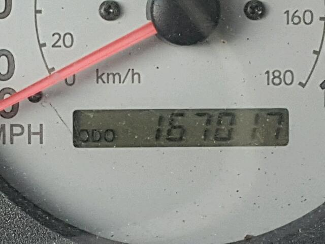 1NXBR18EXWZ020273 - 1998 TOYOTA COROLLA MAROON photo 8