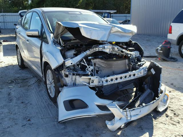 1FADP5AU5GL114568 - 2016 FORD C-MAX SILVER photo 1