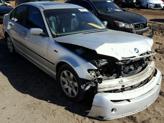 WBAET37443NJ23151 - 2003 BMW 325 I SILVER photo 1