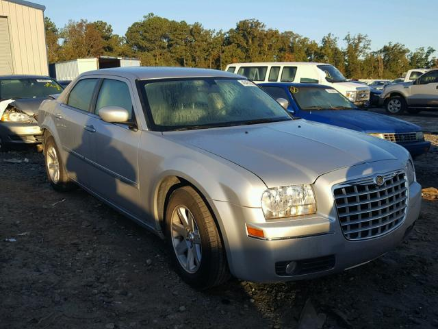2C3KA53G97H799640 - 2007 CHRYSLER 300 SILVER photo 1