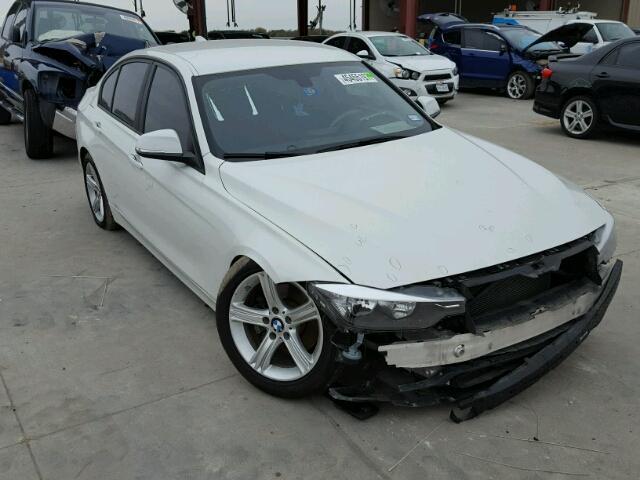 WBA3B1C58EK130931 - 2014 BMW 320 I WHITE photo 1