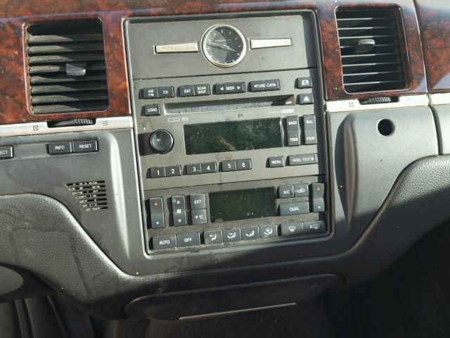 2LNBL8CV6BX750735 - 2011 LINCOLN TOWN CAR S BLACK photo 9