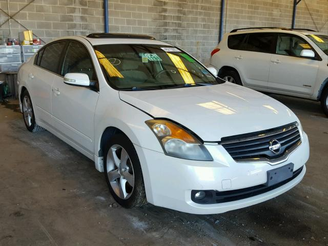 1N4BL21E47N453837 - 2007 NISSAN ALTIMA 3.5 WHITE photo 1