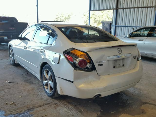 1N4BL21E47N453837 - 2007 NISSAN ALTIMA 3.5 WHITE photo 3
