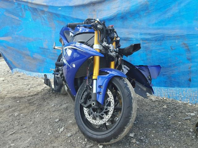 JYARN23E49A002199 - 2009 YAMAHA YZFR1 BLUE photo 1