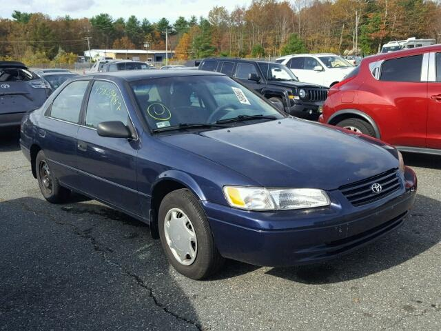 4T1BG22K8XU477563 - 1999 TOYOTA CAMRY BLUE photo 1