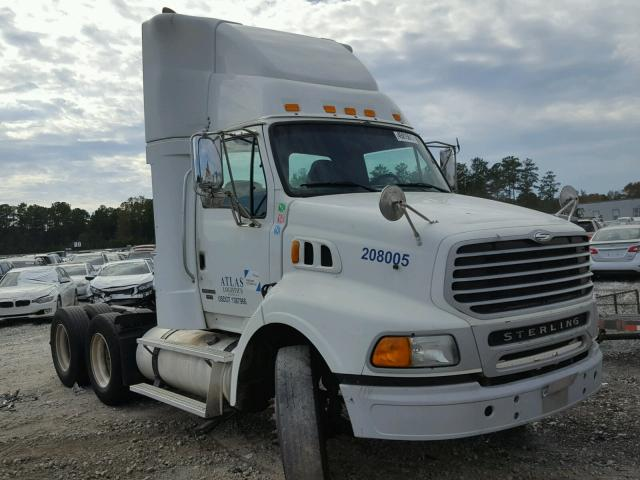 2FWJA3CV08AAC3707 - 2008 STERLING TRUCK AT 9500 WHITE photo 1