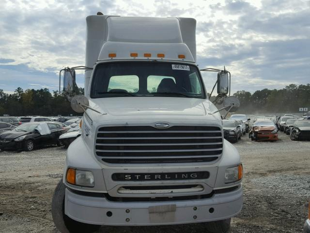 2FWJA3CV08AAC3707 - 2008 STERLING TRUCK AT 9500 WHITE photo 10