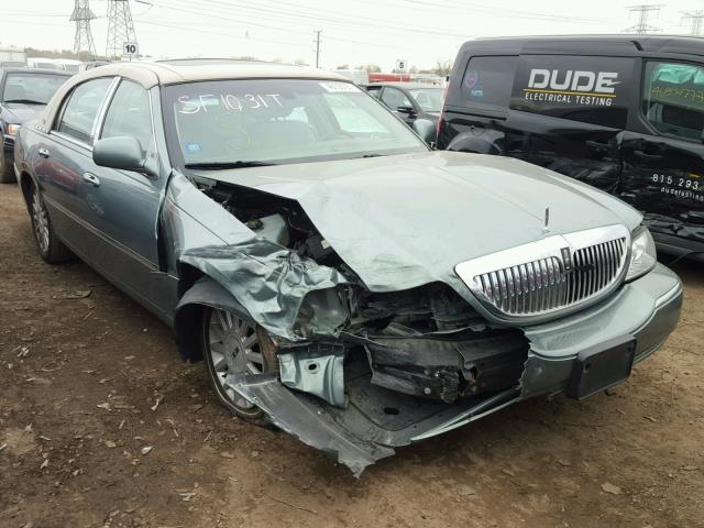 1LNHM82W45Y611550 - 2005 LINCOLN TOWN CAR S GREEN photo 1