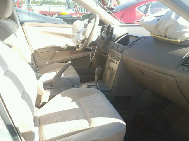 1N4BA41E74C906714 - 2004 NISSAN MAXIMA SE WHITE photo 5