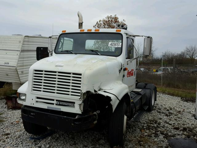 1HSHBAAN1RH616342 - 1994 INTERNATIONAL 8000 8100 WHITE photo 2