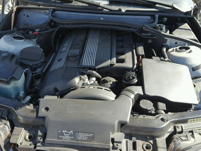 WBAEV53422KM23637 - 2002 BMW 330 I SILVER photo 7