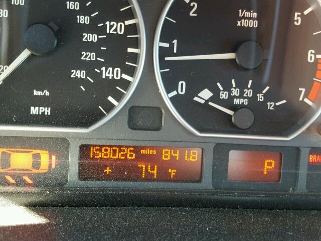 WBAEV53422KM23637 - 2002 BMW 330 I SILVER photo 8