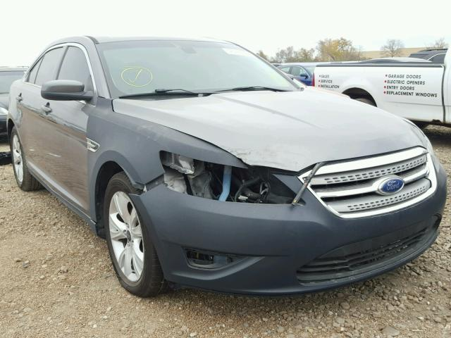 1FAHP2EW4BG174676 - 2011 FORD TAURUS GRAY photo 1