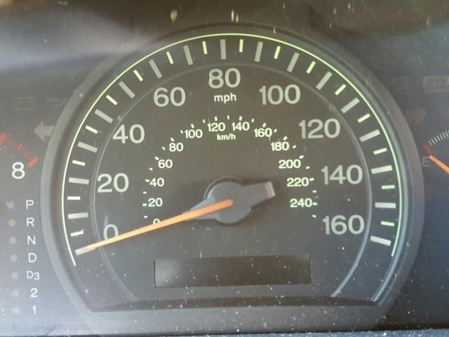 1HGCM66504A011914 - 2004 HONDA ACCORD BEIGE photo 8