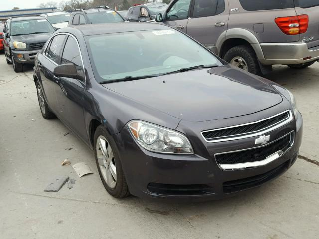 1G1ZB5E13BF197884 - 2011 CHEVROLET MALIBU LS GRAY photo 1