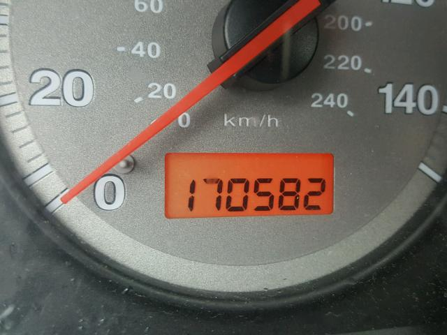 1HGEM22052L059101 - 2002 HONDA CIVIC EX SILVER photo 8