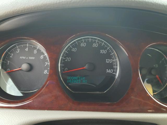 1G4HD57276U247900 - 2006 BUICK LUCERNE CX SILVER photo 8