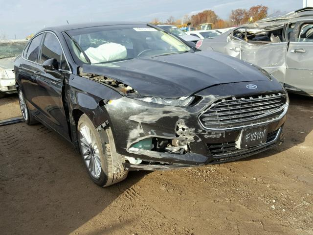 3fa6p0h97er368200 2014 Ford Fusion Se Black Price History Photo 1