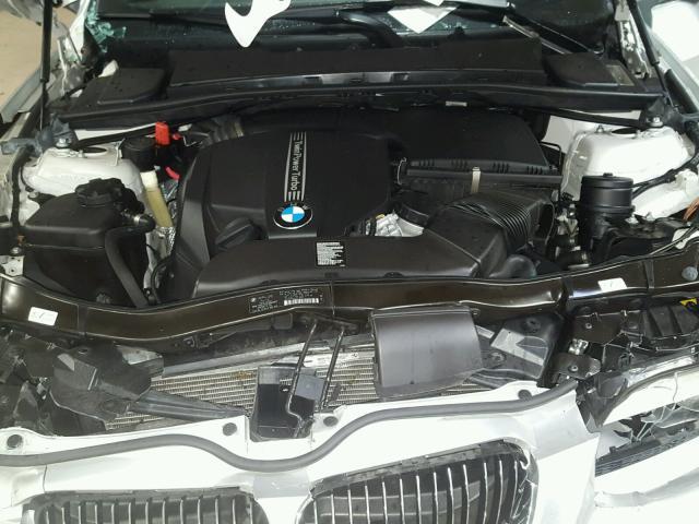WBADX7C50CE745784 - 2012 BMW 335 I SILVER photo 7