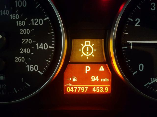 WBADX7C50CE745784 - 2012 BMW 335 I SILVER photo 8