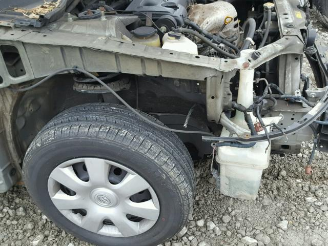 4T1BE32K03U256433 - 2003 TOYOTA CAMRY LE SILVER photo 9